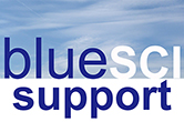Bluesci Support logo small